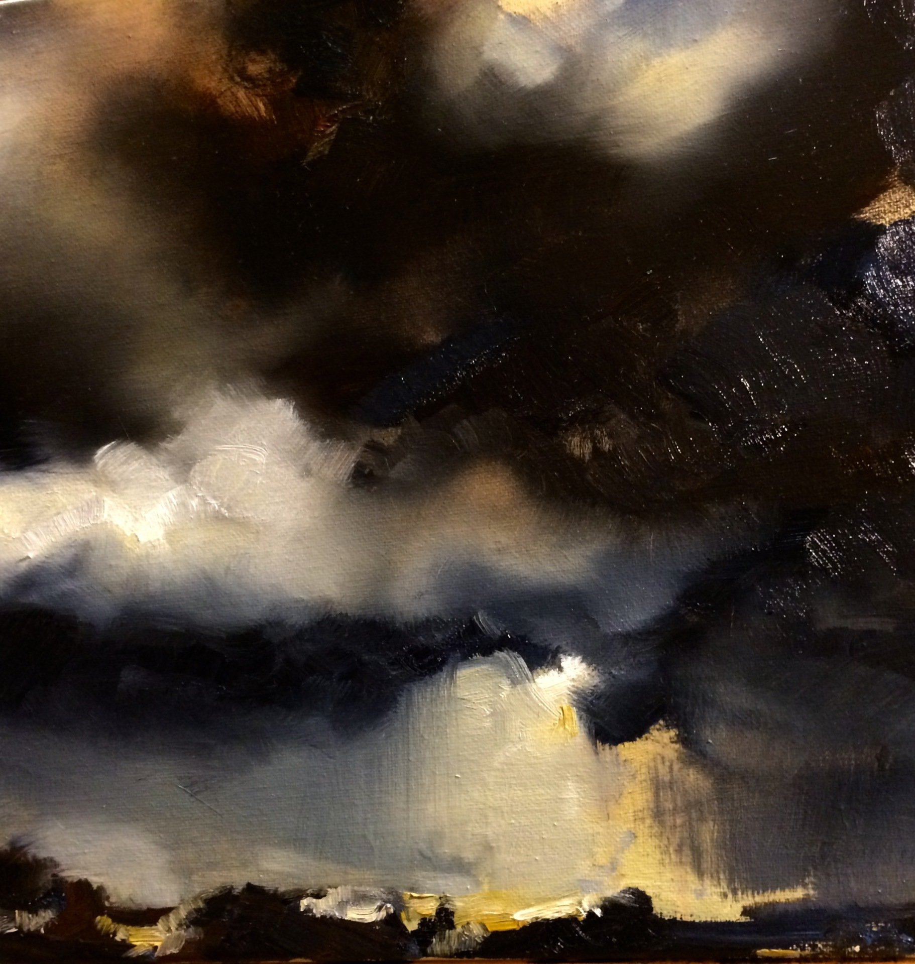 Summer Tablelands Storm  (SOLD)