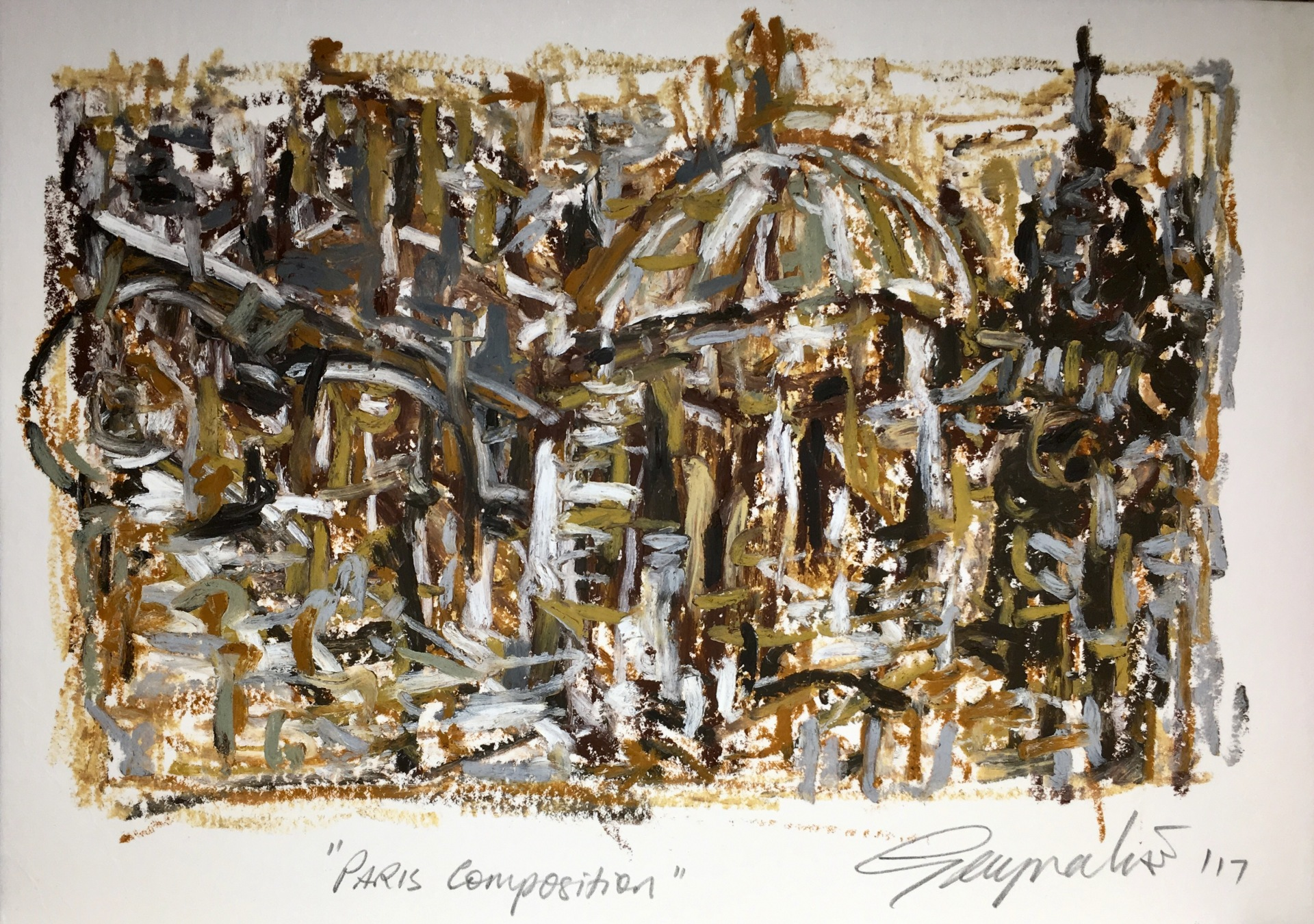 Paris Composition